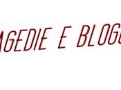 Tragedia, maschere blogging