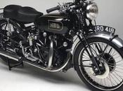 Vincent Black Shadow 1948 Moto Modeling (Model Factory Hiro)