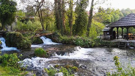 Vacanza in Croazia Le Cascate di Rastoke