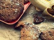 Cookies banana cioccolato