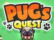 Pug's Quest divertente puzzle casual Android iPhone!