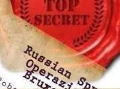 RUSSIAN SPY: OPERAZIONE BRUXELLES. nuovo romanzo Roberto Borzellino