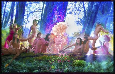 David Lachapelle - The first supper 2017