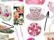 Flamingo mania, trend momento