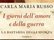 """Recensione giorni dell'amore della guerra"""" Carla Maria Russo"""