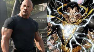 Dwayne The Rock Johnson vuole Armie Hammer nel ruolo di Shazam