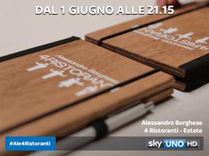 Alessandro Borghese Sta Per Tornare Dal 1 Giugno
