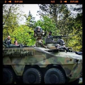 The Predator: una nuova foto scattata sul set del film di Shane Black