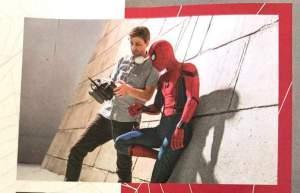 Ecco Delle Nuove Foto Dal Backstage di Spider-Man HOMECOMING
