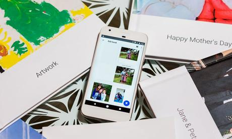 """Google Foto aggiunge il riconoscimento dei volti, la condivisione con gruppi e la stampa di """"Photo Book"""""""