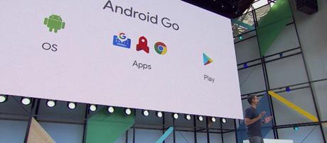 Android Go in arrivo, versione 'lite' per dispositivi economici e mercati emergenti