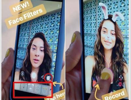 Filtri Instagram per selfie: come utilizzarli – ChimeraRevo