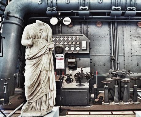 La Centrale Montemartini: quando l'archeologia industriale incontra l'archeologia classica