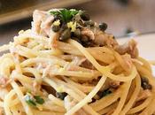 Spaghetti Tonno Limone