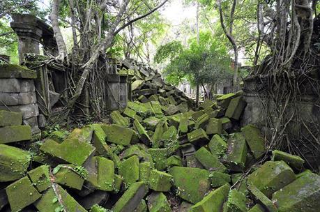 Viaggio in Cambogia alla ricerca dei templi perduti di Beng Mealea
