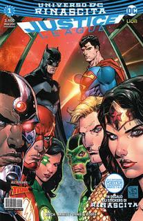 Justice League - Rinascita 1