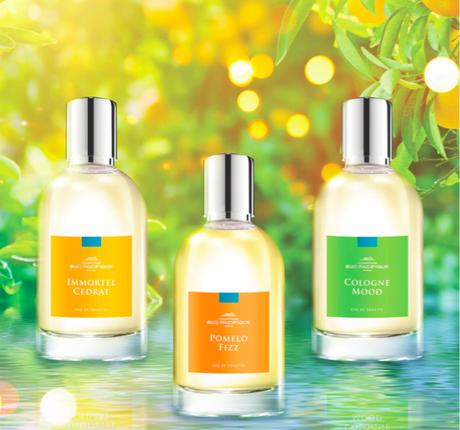 Collezione Jardins Pop di Comptoir Sud Pacifique, tre nuove fresche fragranze agrumate