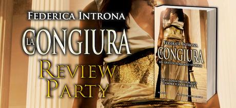 RECENSIONE Review Party - La congiura di Federica Introna | Newton Compton Editori