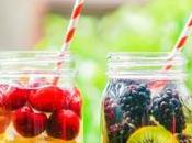 Acqua aromatizzata: ricette bevande detox dissetanti
