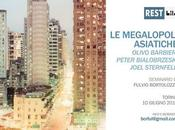 Fotografie dalle megalopoli asiatiche Seminario.