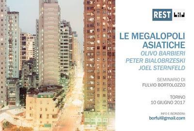 Fotografie dalle megalopoli asiatiche - Seminario.