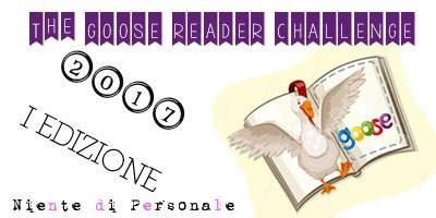 The Goose Reading Challenge - May Recap