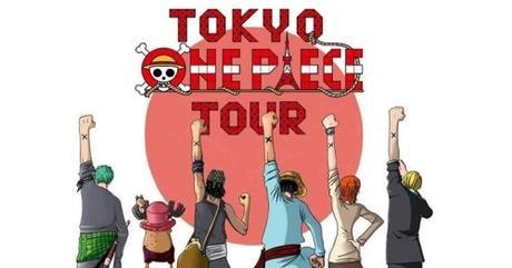Lo ONE PIECE TOUR inizia ufficialmente ADESSO