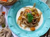 Pasta Integrale Pomodori Fonduta Mozzarella Bufala