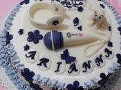 Torta Violetta compleanno
