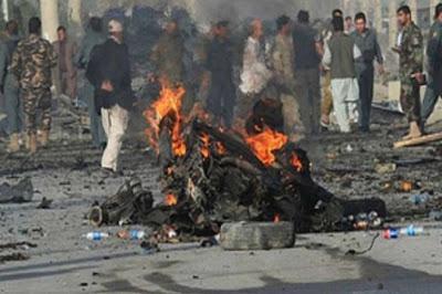 L'esplosione di una bomba ha ucciso 11 persone dirette a un matrimonio in Afghanistan