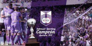Storie sudamericane: Defensor Sporting, il titolo ha un sapore speciale