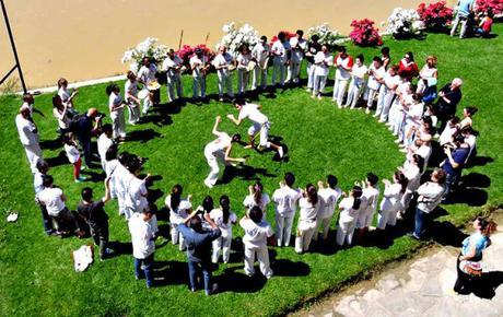 Batizado: capoeira in festa a Firenze!