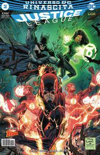 Justice League - Rinascita 2