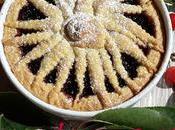 Crostata marmellata ciliegie