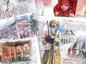 """Festival Viaggio:""""Disegni intorno mondo"""" Anna Cottone"""