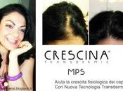 Nuova vitalità capelli Crescina