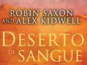 """{Recensione} """"Deserto Sangue"""" Robin Saxon Alex Kidwell"""
