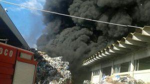 Incendio di Pomezia alla Eco X, cosa bisogna fare adesso?