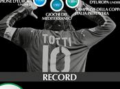 Francesco Totti: anni carriera immagini [infografica]