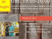 Letture ospedale Maggio Libri 2017