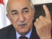 Algeria stata presentata nuova squadra governo nuovo premier Tebboune