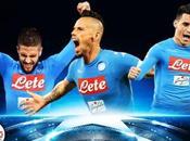 Napoli gironi Champions partirebbe dalla terza fascia,