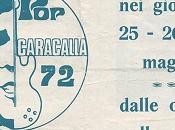 Festival Villa Pamphili, maggio 1972, Wazza