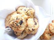 Biscotti prugne della California senza burro