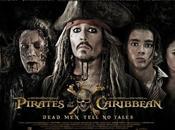 Pirati caraibi: vendetta Salazar nuovo orizzonte