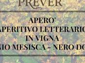 Eventi lettura#16 Aperò letterario vigna Antonio Mesisca, Nero Dostoevskji