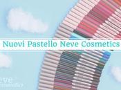 Cambio look, cambio formula Pastello Neve cosmetics!