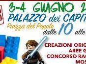 ITLUG Ascoli Piceno 2017 Tornano mattoncini Lego