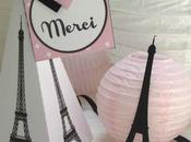 Party tema Parigi