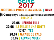 Luglio Suona Bene JETHRO TULL| MILLE NOTTE| YES| JARABE PALO| ALVARO SOLER| NOTTE DELLE TAMMORRE